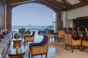 Lobby Bar - Krystal Grand Los Cabos