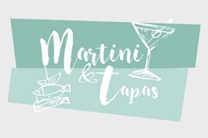 Martini & Tapas Bar - Krystal Grand Los Cabos